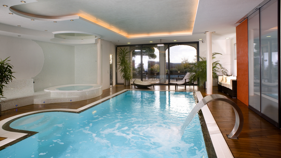 Private indoor pool  Indoor Pool | Stiber Pools und Schwimmanlagen