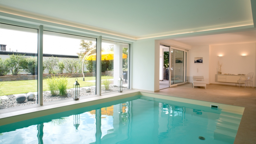 Indoor pool kosten  Indoor Pool | Stiber Pools und Schwimmanlagen